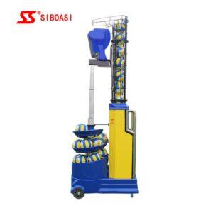 Volley robot
